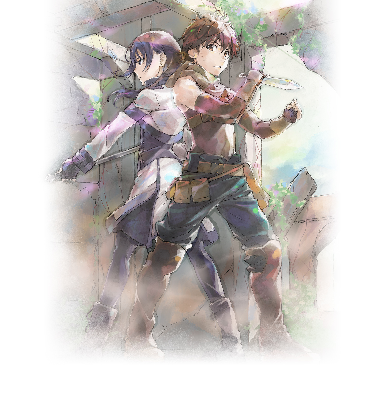 Spoilers Hai To Gensou No Grimgar Episode 7 Discussion